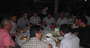 Yıl Sonu Akşam Yemeği