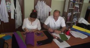 E-Twinning Projesi Sergi Hazırlıkları