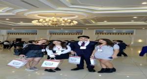 Bu Sefer Delegelerimiz İzmir Kız Lisesi MUNa Katıldılar