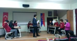9. Sınıfların Bilgi Yarışması Tamamlandı