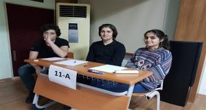 11. Sınıfların Bilgi Yarışması Tamamlandı