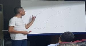 Doc. Dr. Berkant USTAOĞLU hocamız ile Matematik Uygulamaları