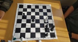 Satranç Odası ve İlk Turnuva Tamam