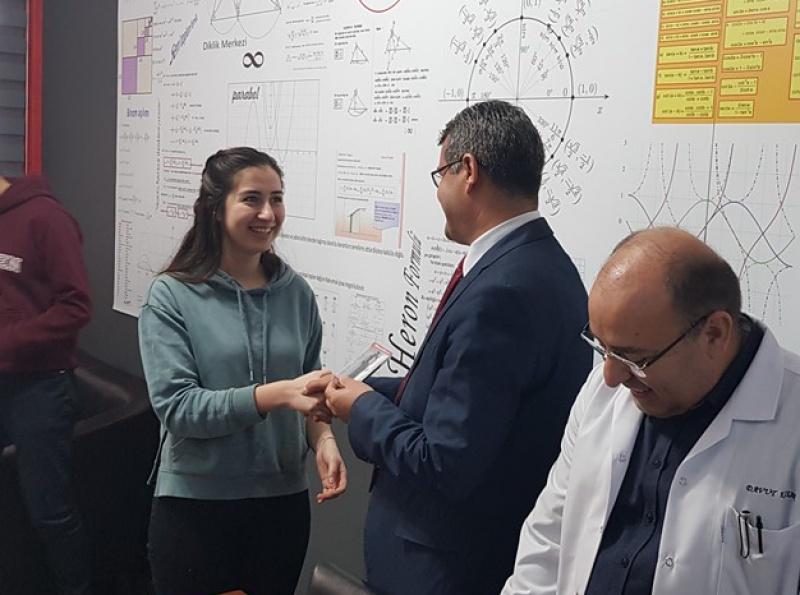 Türkiyeyi Temsile Talibiz - İFL Matematik Olimpiyat Takımı