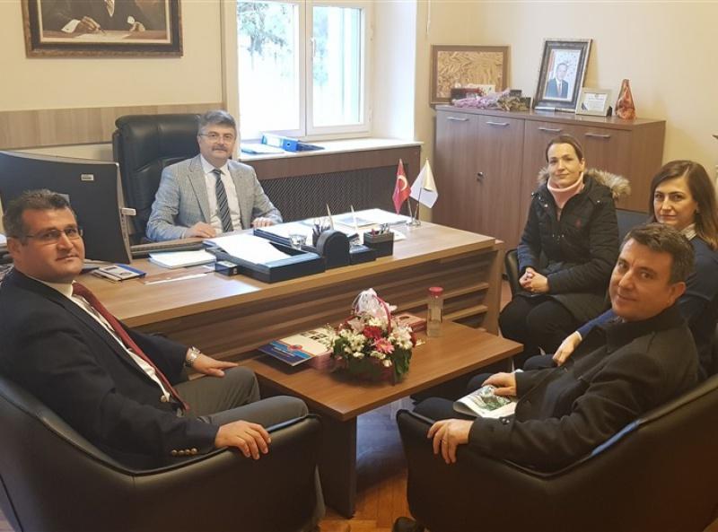 Rektör Yardımcısı, Prof. Dr. Mehmet ERSAN