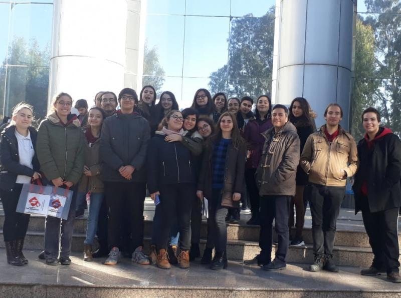 İzmir Eğitim ve Kariyer Fuarına Katıldık