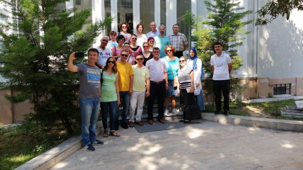 Öğrencilerimiz için Gezdik - Ege Üniversitesi Kağıt ve Kitap Sanatları Müzesi