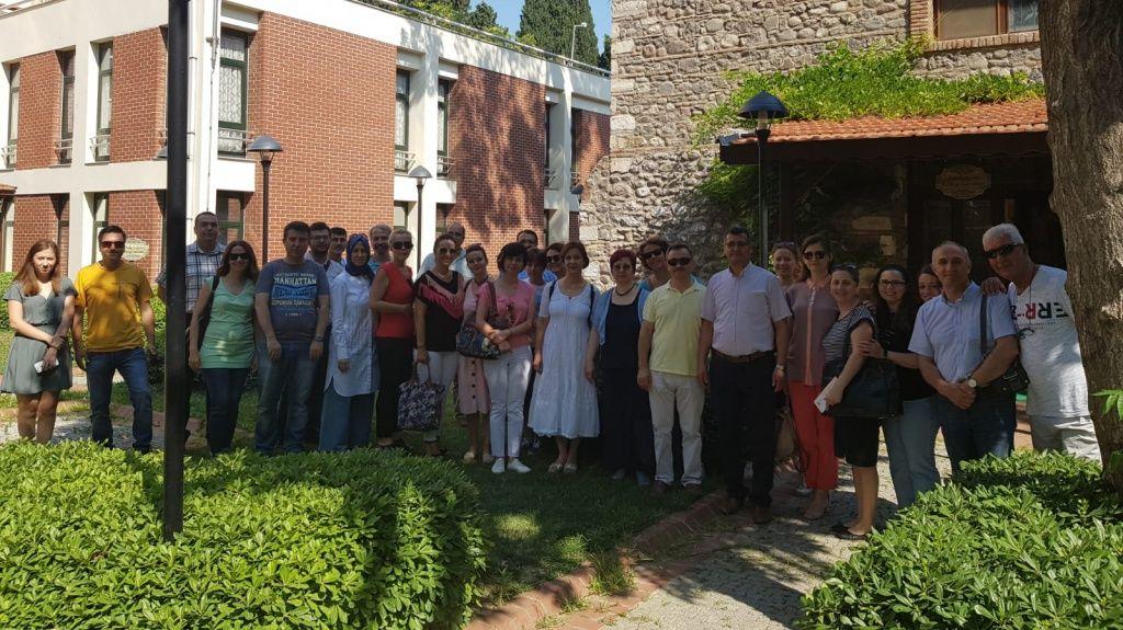 Öğrencilerimiz için Gezdik - Ege Üniversitesi Etnoğrafya Müzesi