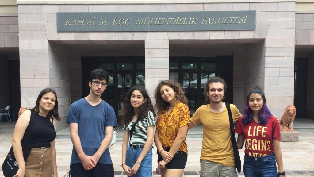 Koç Üniversitesi Programlamaya Giriş Yaz Kampı