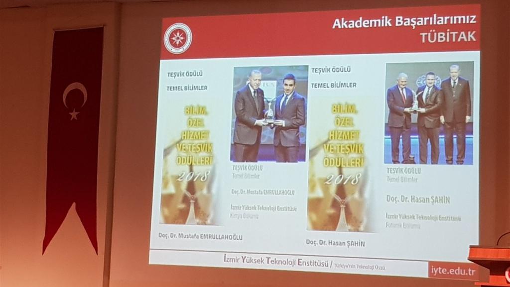 2019 07 25 - İFL ve DeneYap Öğrenci Grubu İYTE Tanıtım Günlerine Katıldı