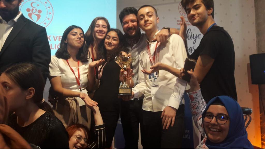 Türkiye Münazara Ligi Anadolu Şampiyonu İFL