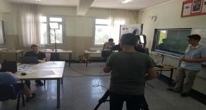 TRT Okulumuzda Uçan Araba Kategorisi için Tanıtım Filmi Çekti