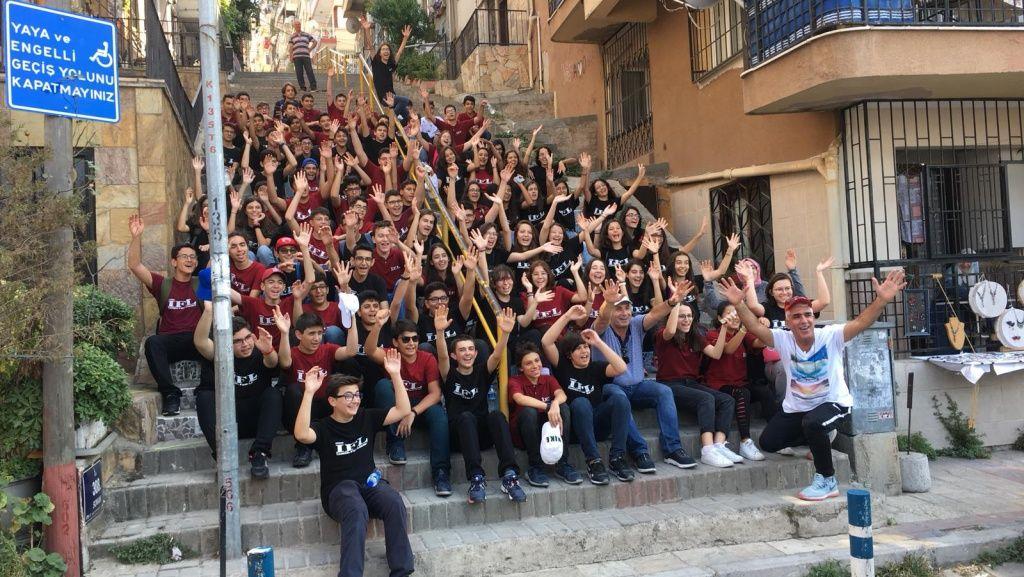 9. Sınıflarımıza İzmir Gezisi - Uyum Programı