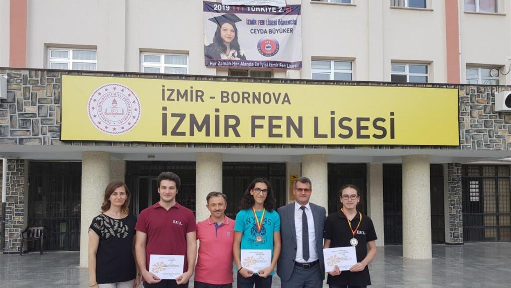 Bilgisayar Alanında Uluslararası Madalyalar Öğrencilerimize Takdim Edildi