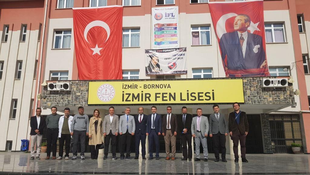 TÜBİTAK Bilim Olimpiyatlarında İzmir Farkı
