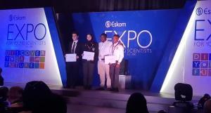 Eskom Expo 39. Genç Bilim İnsanları Uluslararası Bilim Fuarı 2019 ISF