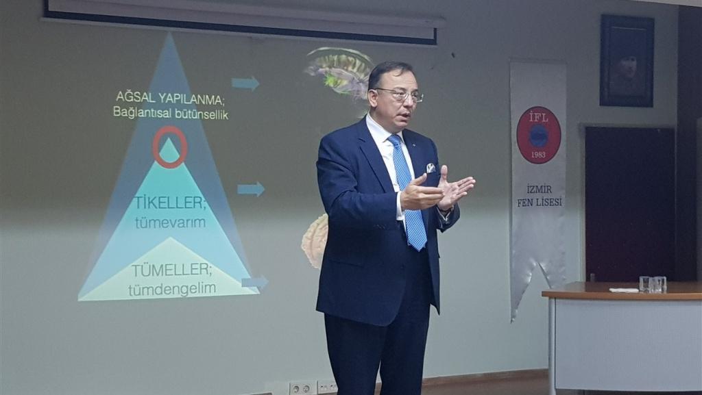 Prof. Dr. Türker KILIÇ - Beyindeki Nöronal Bağlantıdan İnsanlığın Bağlantısallık Kültürüne