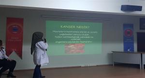 Sağlık Eğitimi - Hipertansiyon, Diyabet, Kanser