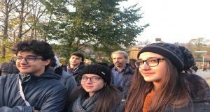 Yurt Dışı Bilim Etkinliğimiz - Vildan Hocamızın Gözünden