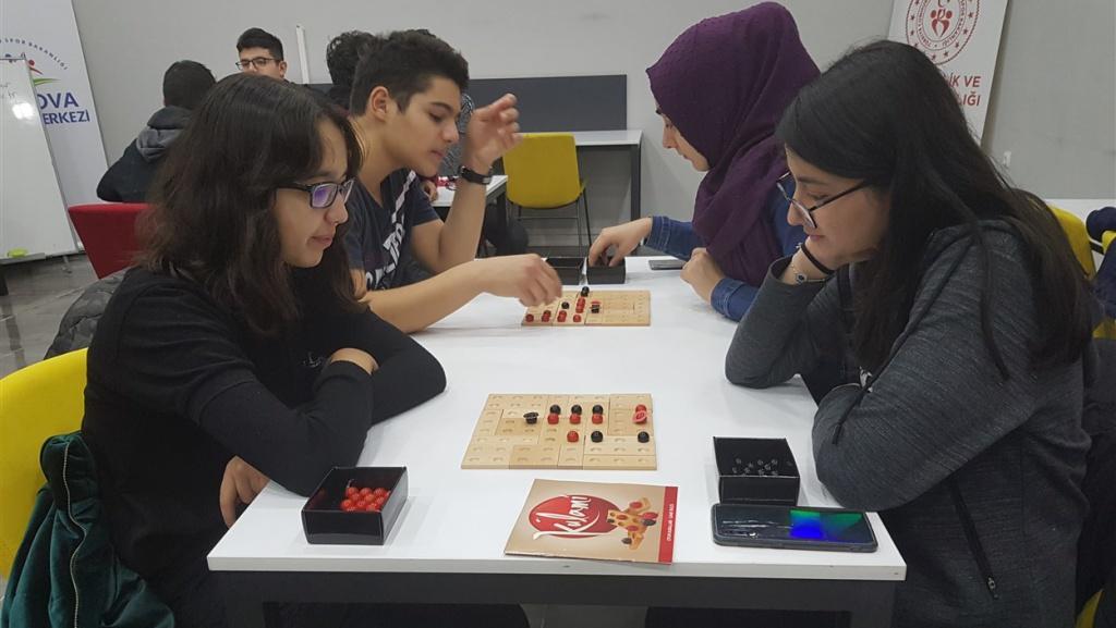 Zeka ve Akıl Oyunları Eğitimi