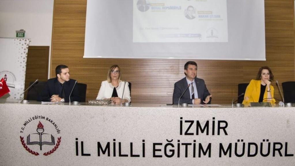İzmir İl MEM Eğitimcileri Dinliyor - Dr. Barış DEMİRDAĞ