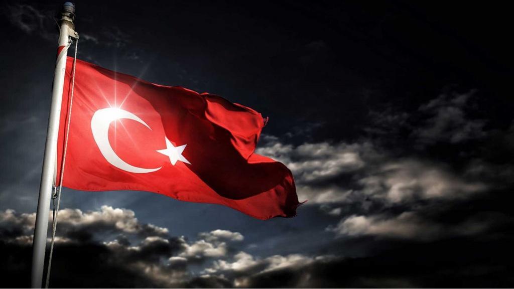 Tarihlere sorun ki bize Ölmez Türk derler.