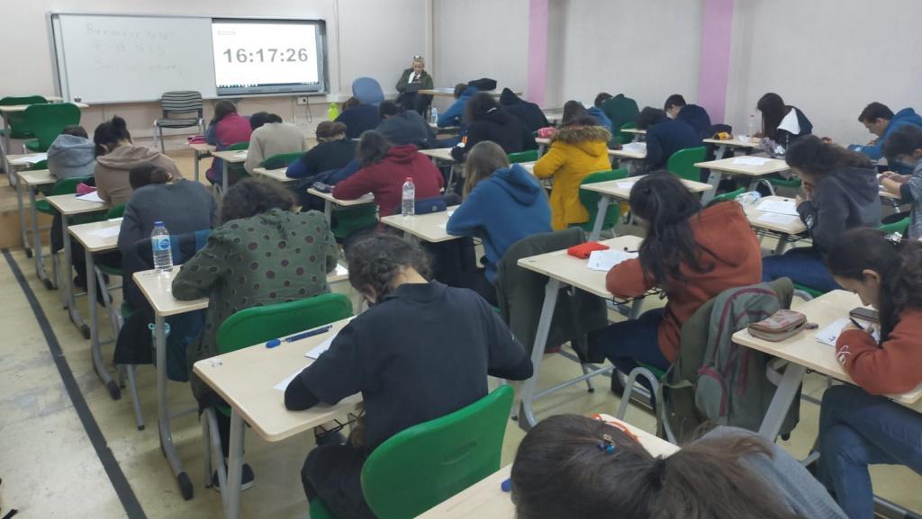 16. Türkçe Kazanım Değerlendirme Sınavı