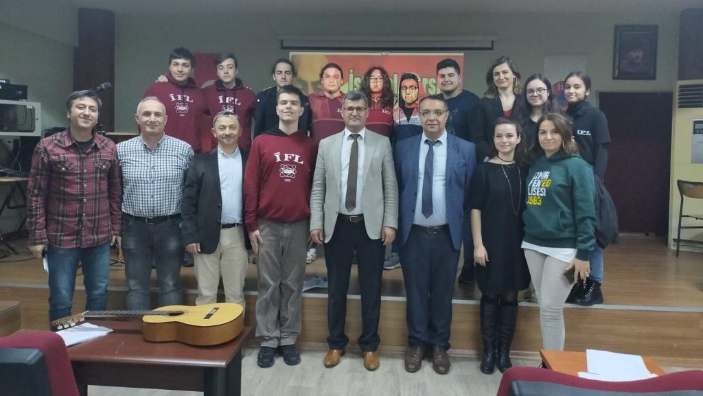 İstiklal Marşımızın Kabulünü Kutlama ve Mehmet Akif Ersoyu Anma Törenimiz