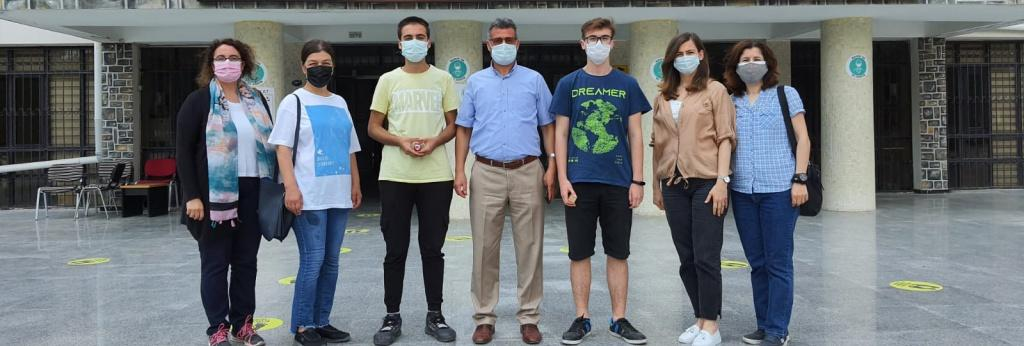 IV. Ulusal Bilim Kampında Birincilik Aldık