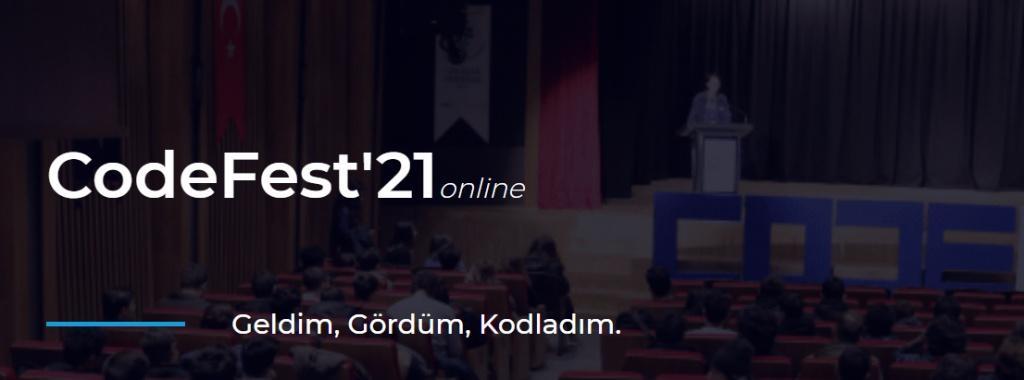 CodeFest 2021 ve İFL