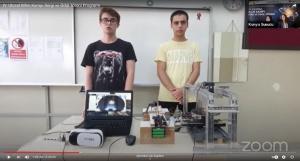 IV. Bilim Kampı Proje Yarışması