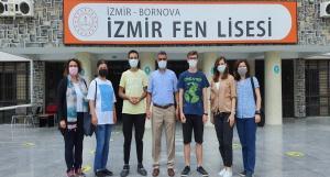 IV Bilim Kampı Proje Yarışması